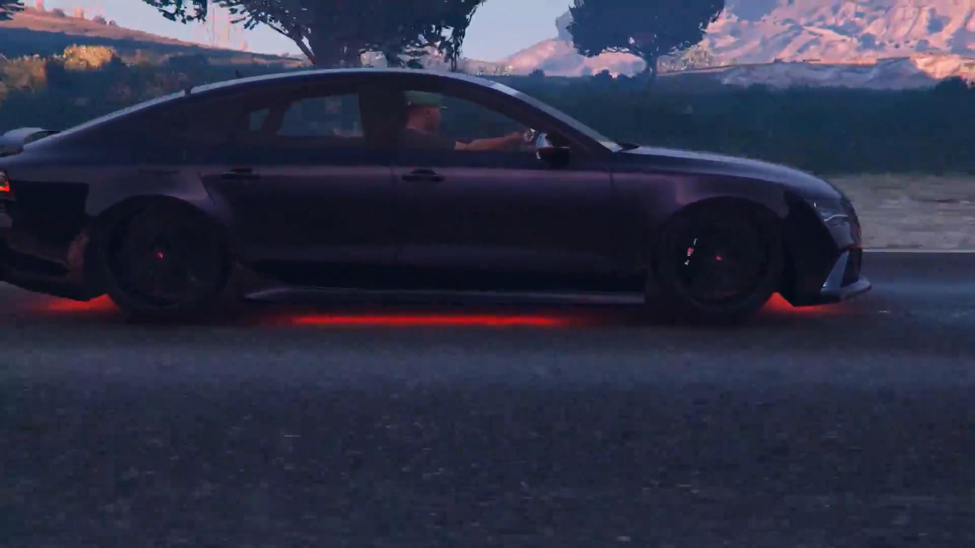 Realistic Handling For Tk0wnz S 2013 Audi Rs7 Gta5 Mods Com