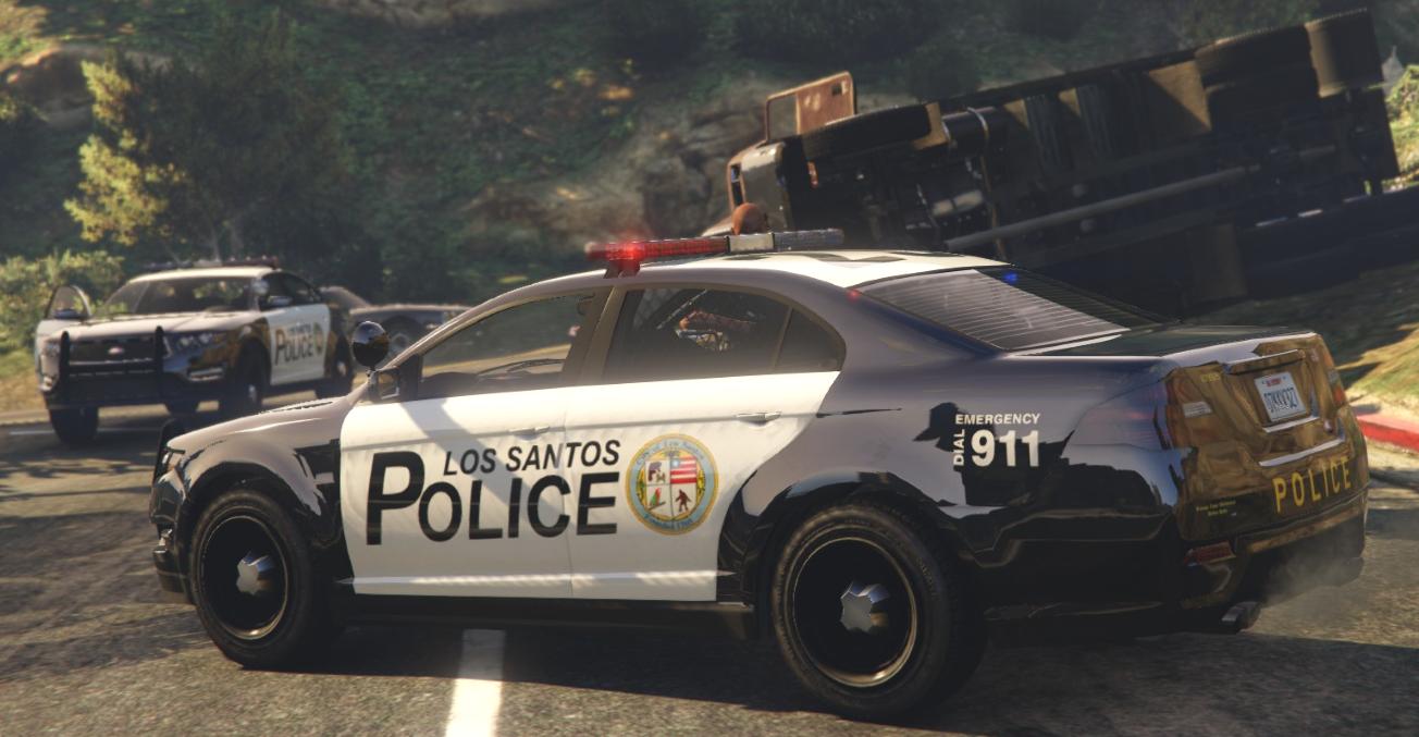 realistic lspd police car skins - Gta 5 Police Cars