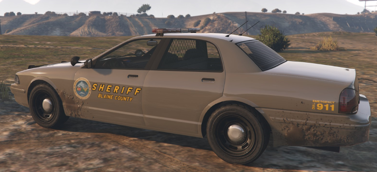 Realistic LSPD Police ...