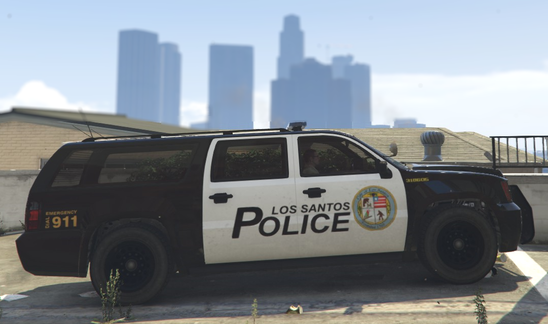 Realistic LSPD Police Car Skins - GTA5-Mods com
