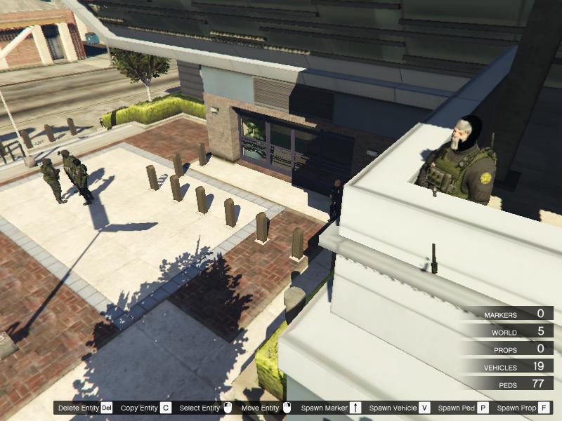 Realistic Police Station Project - GTA5-Mods com