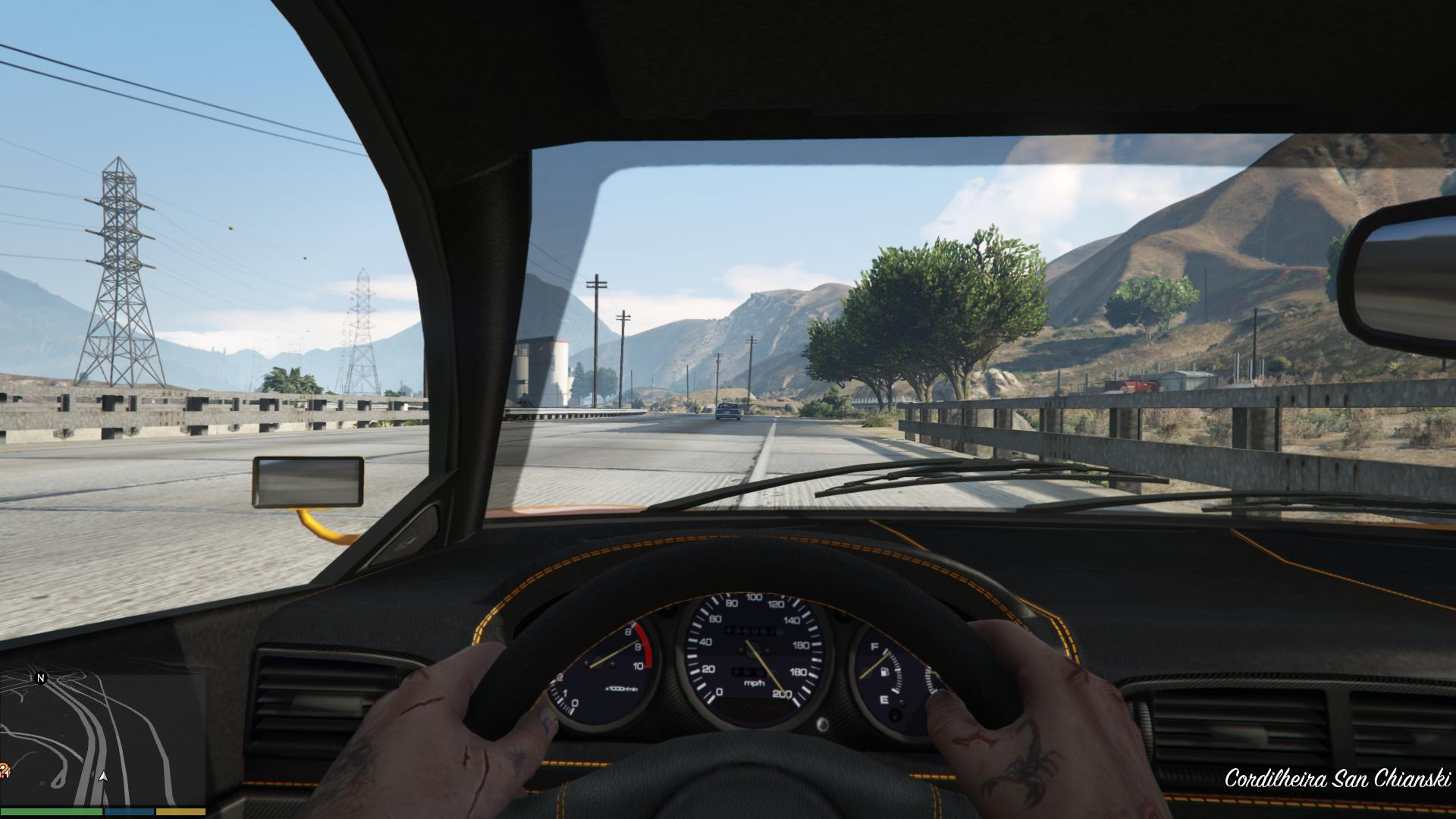 Realistic Top Speed And Acceleration All Vehicles Gta5 Mods Com