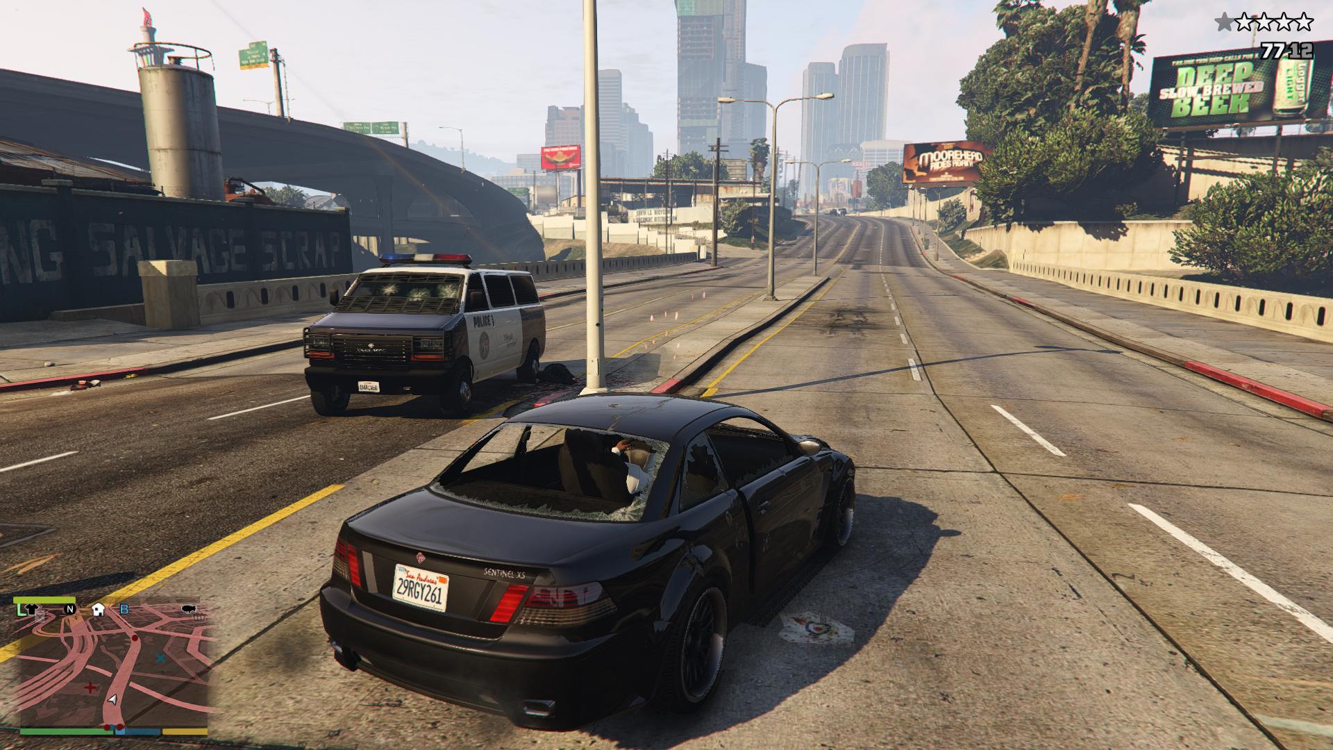 Crime and Police Rebalance & Enhancement - GTA5-Mods com