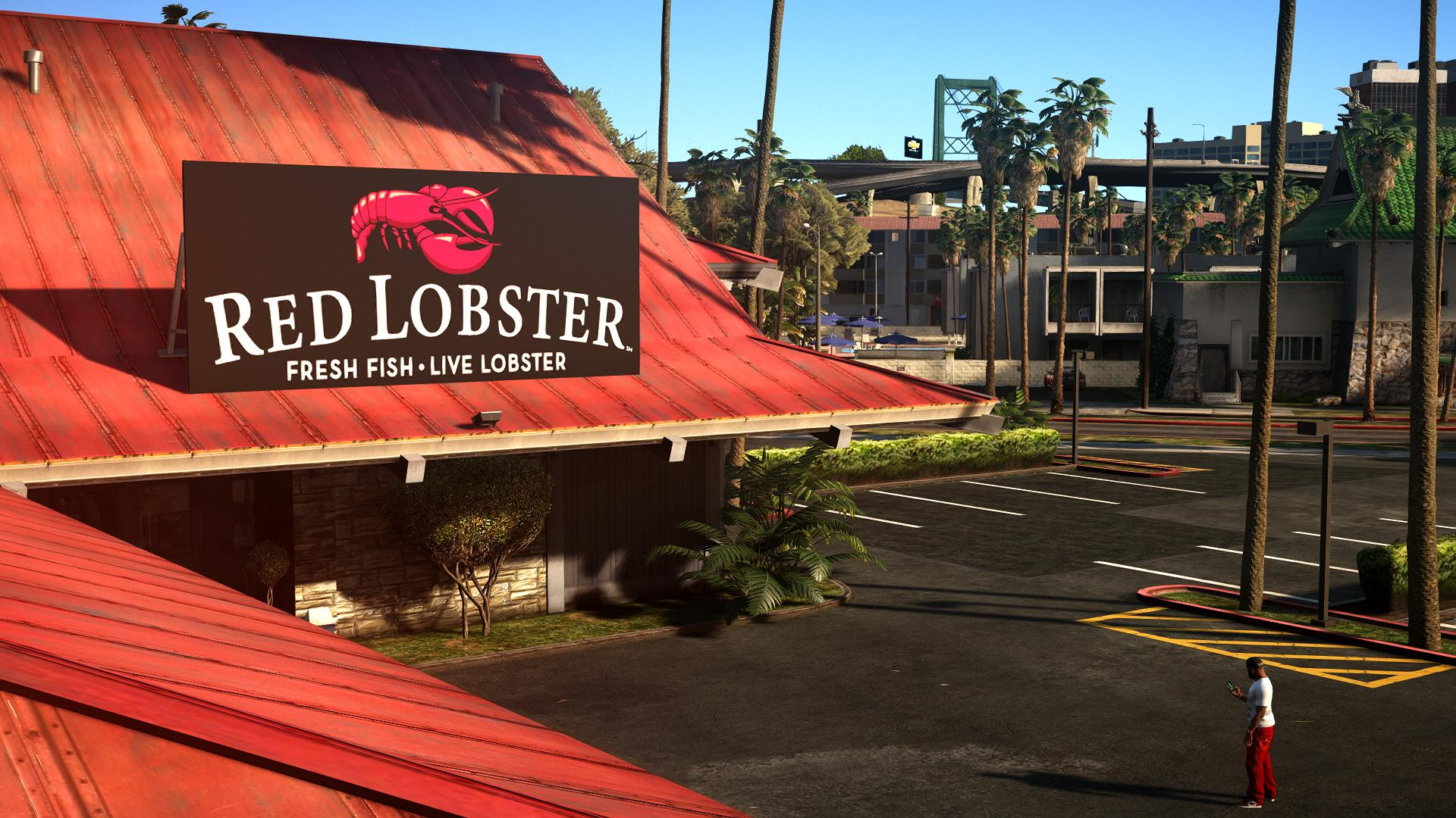 Red Lobster Replace Gta5 Mods Com