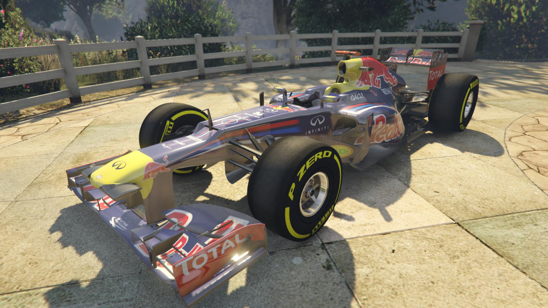 red bull f1 add on replace gta5. Black Bedroom Furniture Sets. Home Design Ideas