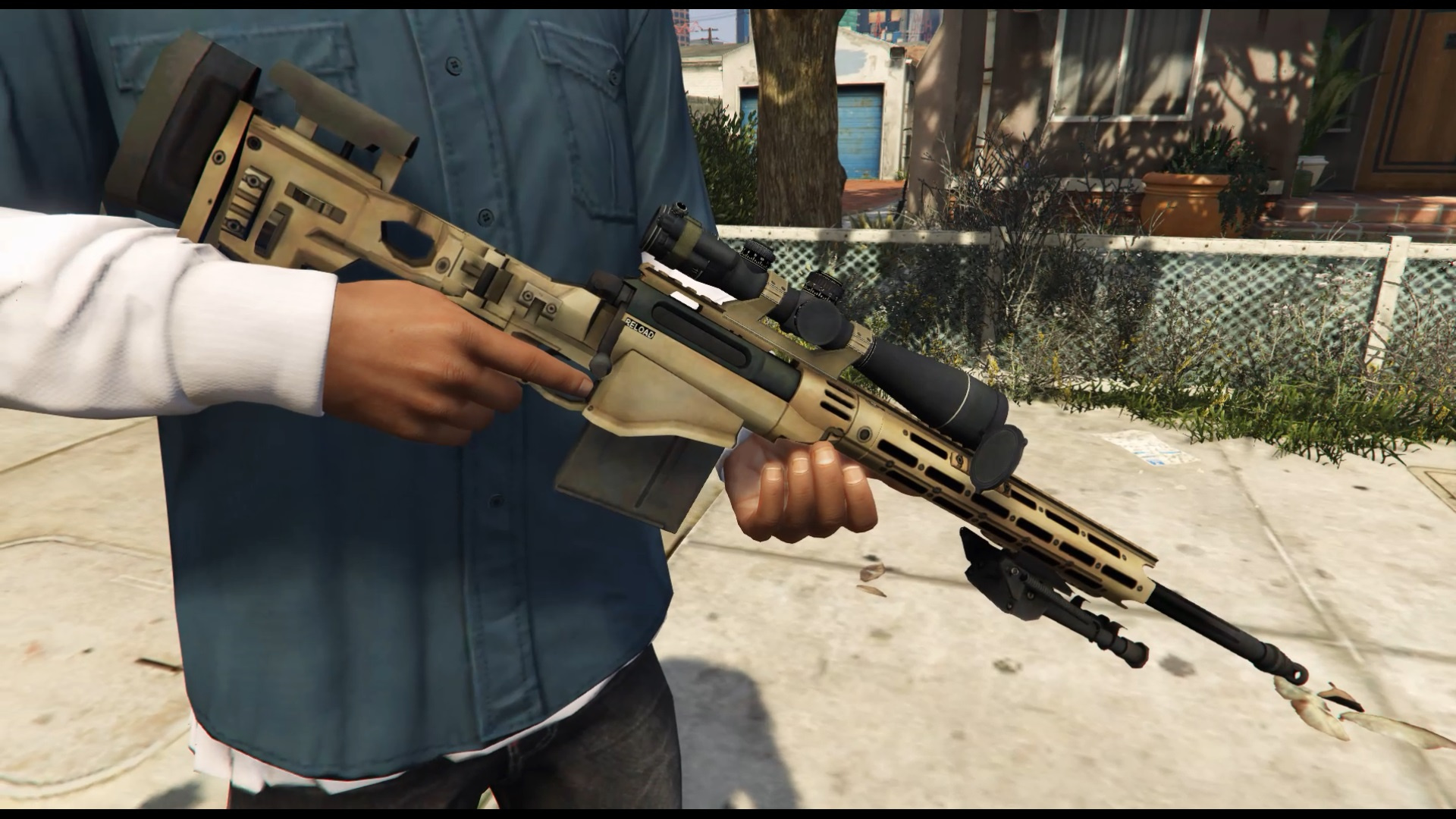 Remington MSR (1/2 Animated) - GTA5-Mods.com