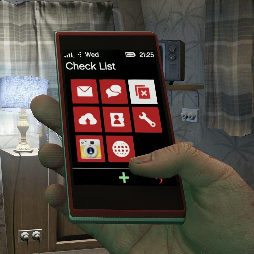 Remove cracked glass from Trevor's Phone - GTA5-Mods com