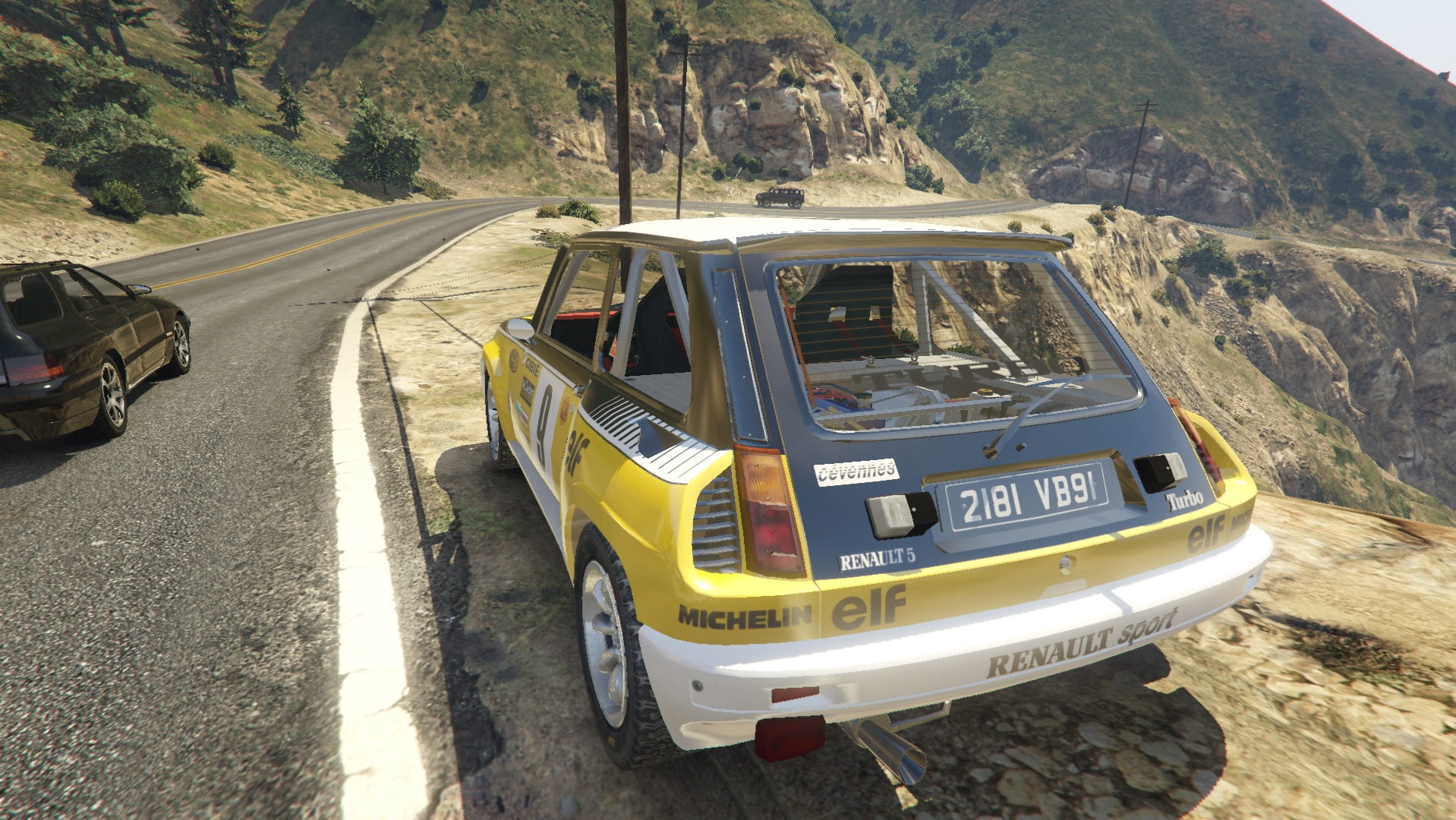 Renault 5 Gt Turbo Rally Gta5 Mods Com