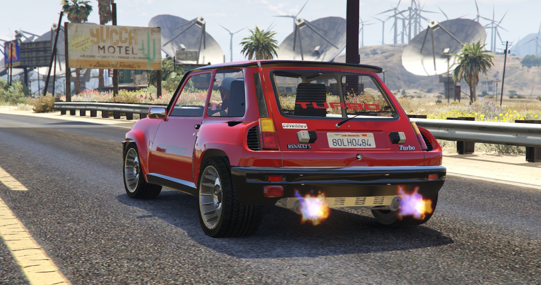 Renault 5 Turbo [Add-On / Replace | Tuning | Livery] - GTA5