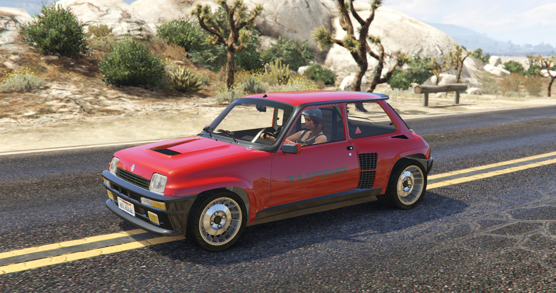 Renault 5 Turbo Add On Replace Tuning Livery Gta5 Mods Com