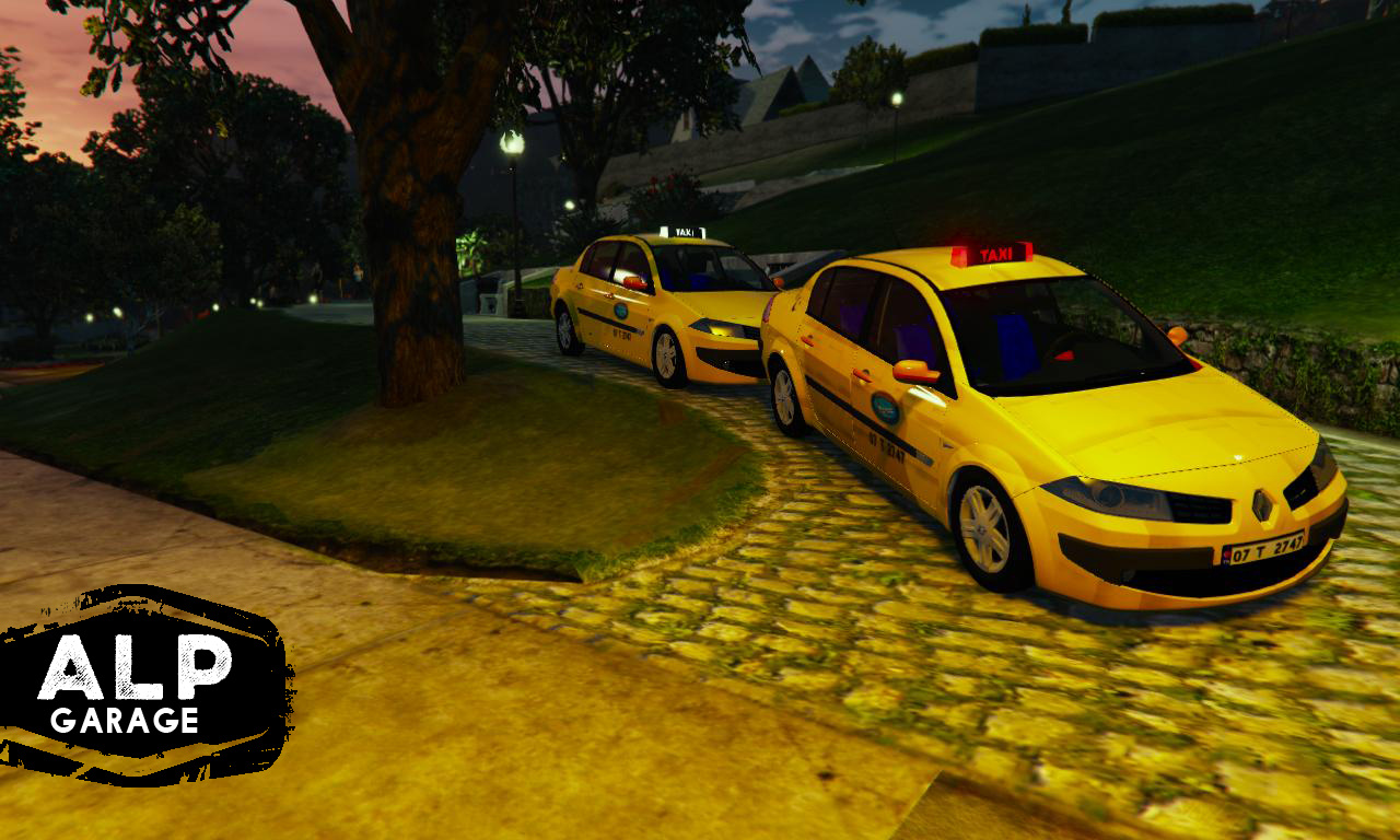 4ddb00 renault megane taksi (1)