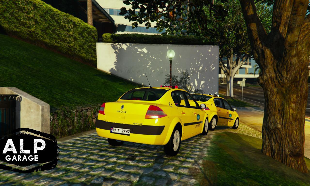 4ddb00 renault megane taksi (5)