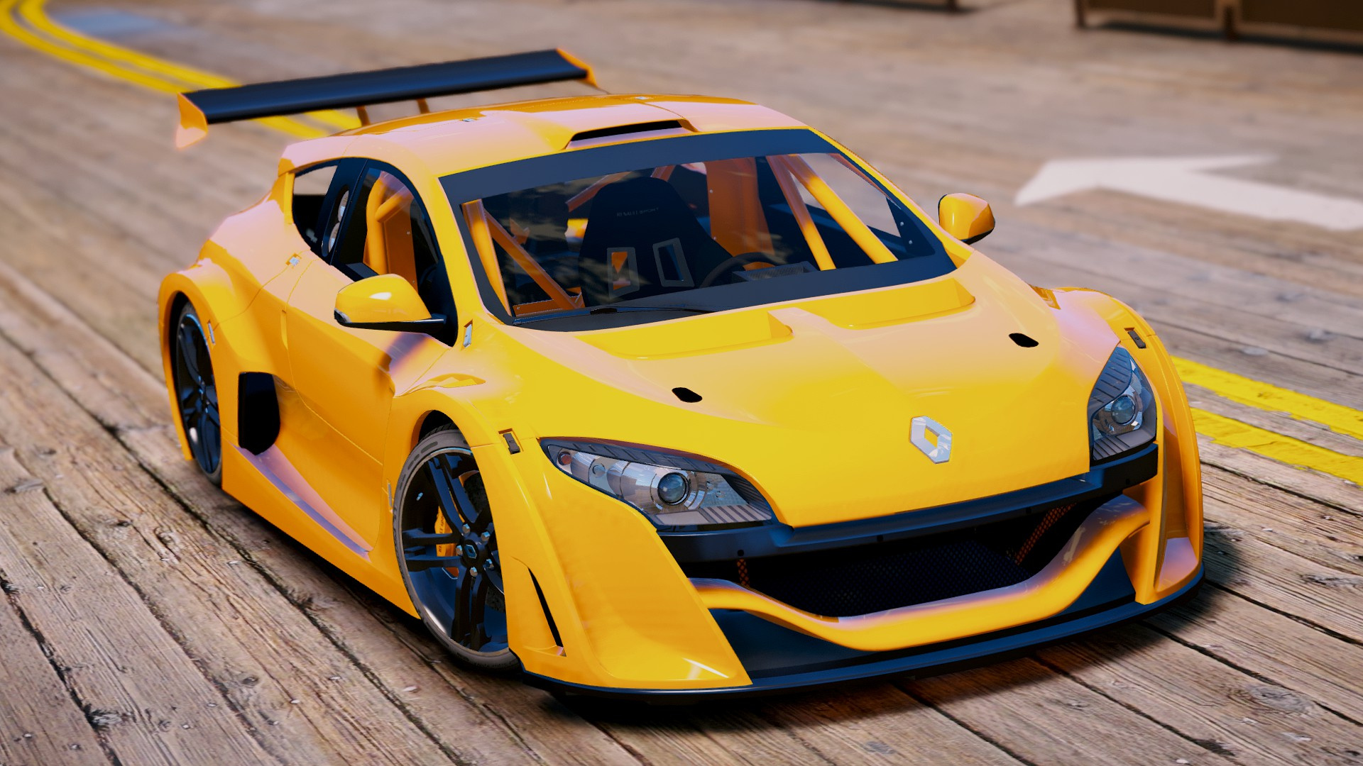 renault megane trophy add on gta5. Black Bedroom Furniture Sets. Home Design Ideas