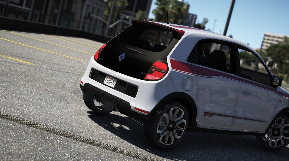 Renault Twingo Gt 2017 Add On Gta5 Mods Com