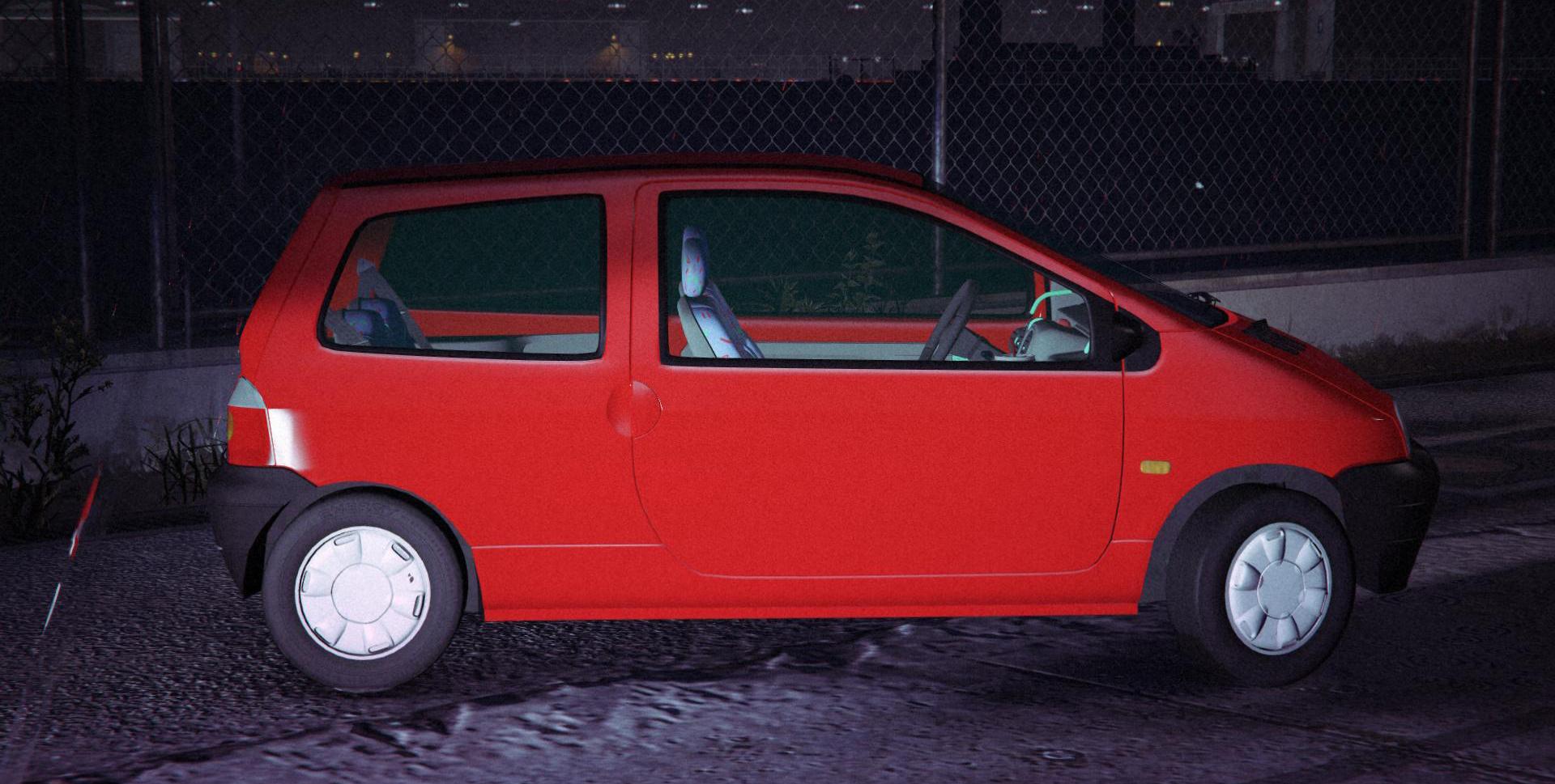 Renault Twingo I Add On Replace Gta5 Mods Com