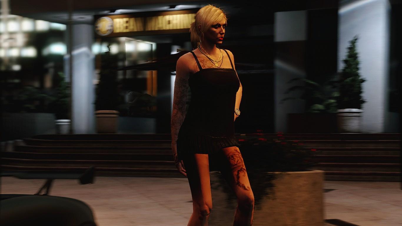 How to establish a fashion at GTA San Andreas