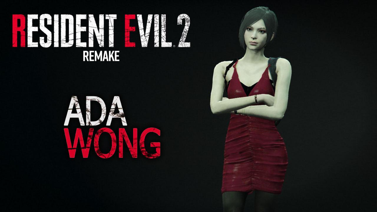 Resident Evil 2 Remake - Ada Wong [Addon-Ped] - GTA5-Mods com