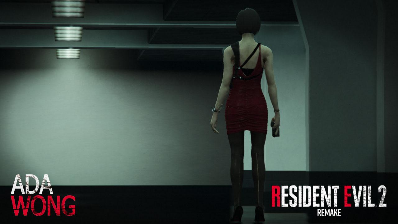 Resident Evil 2 Remake Nude Mod - tracefasr