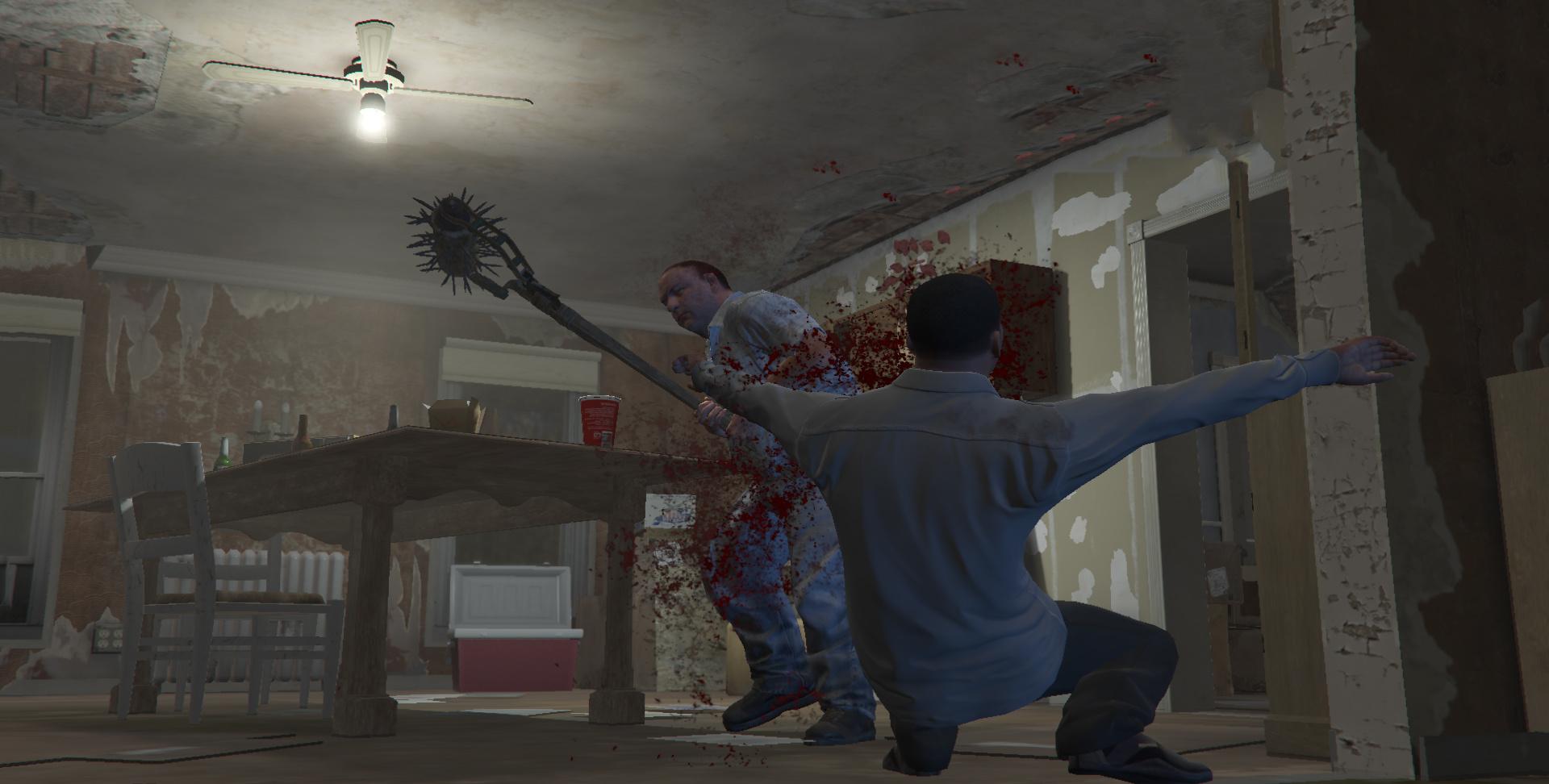 Resident Evil 7 Weapon Pack I - GTA5-Mods com