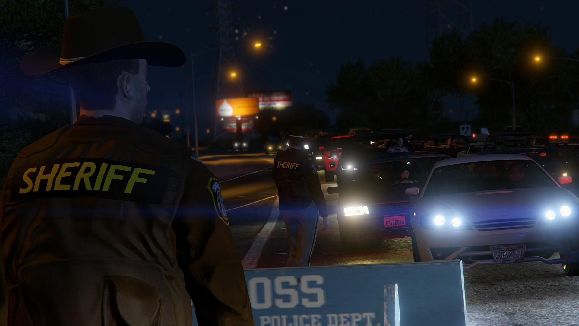 Revised Sheriff's Deputies - GTA5-Mods com
