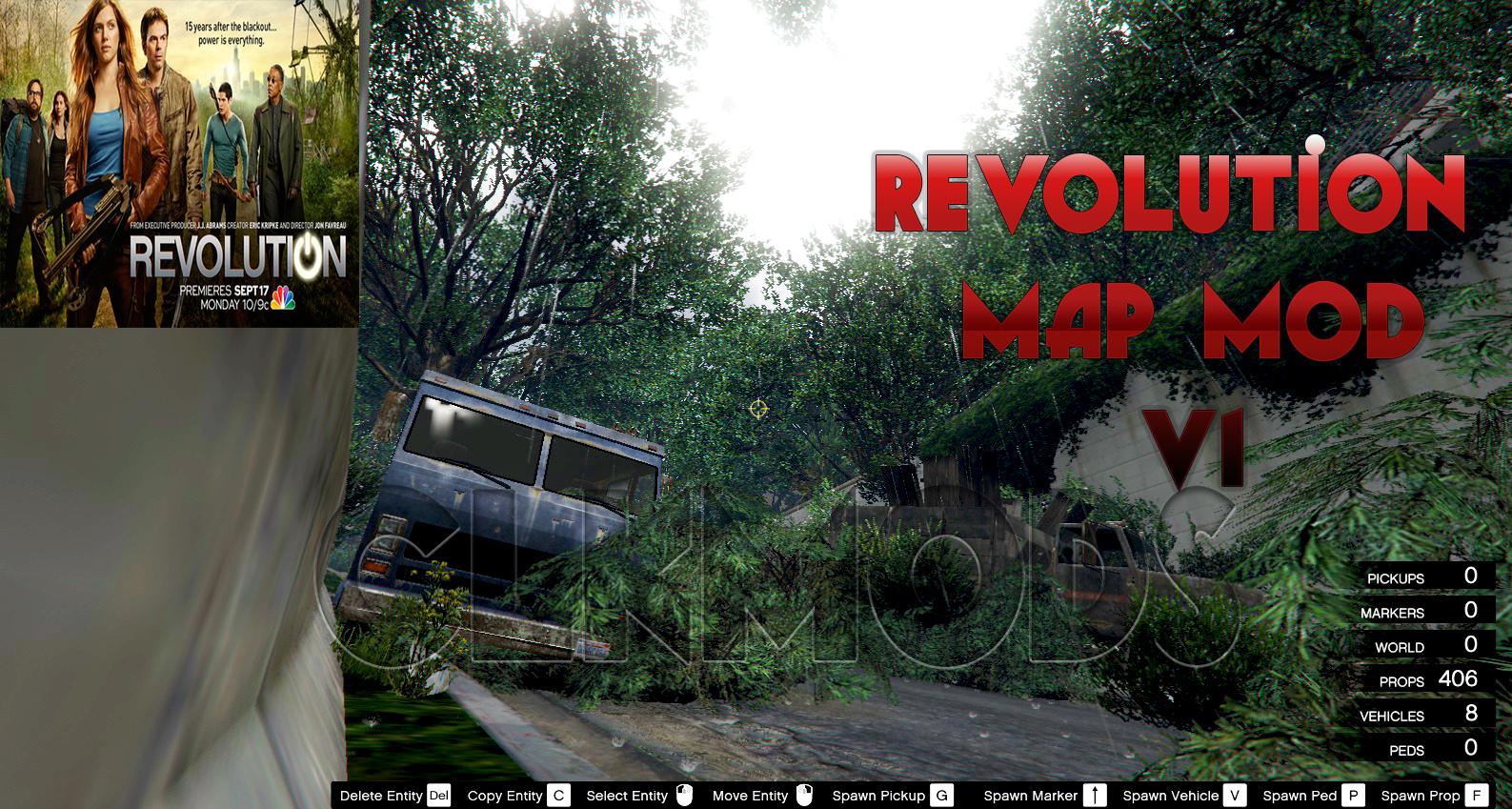 Revolution Map Mod - GTA5-Mods com
