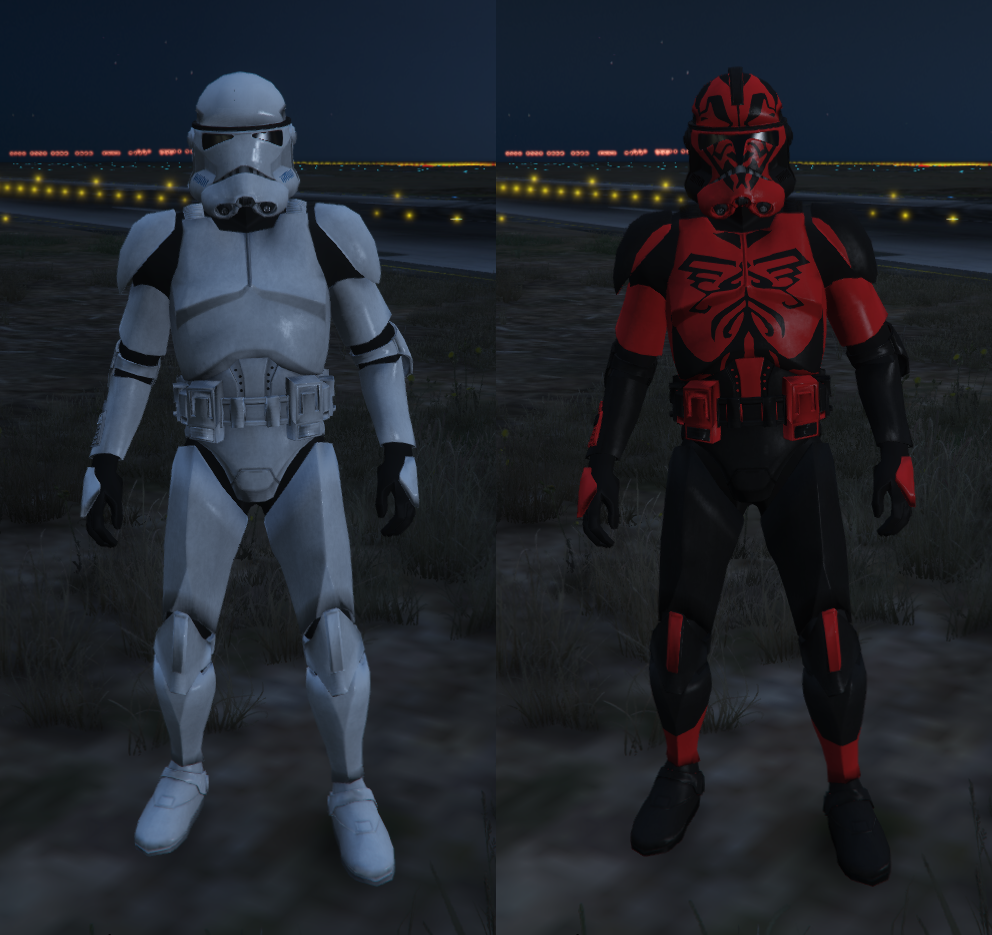 Rezzed Clone Troopers Pack [Add-On] - GTA5-Mods.com
