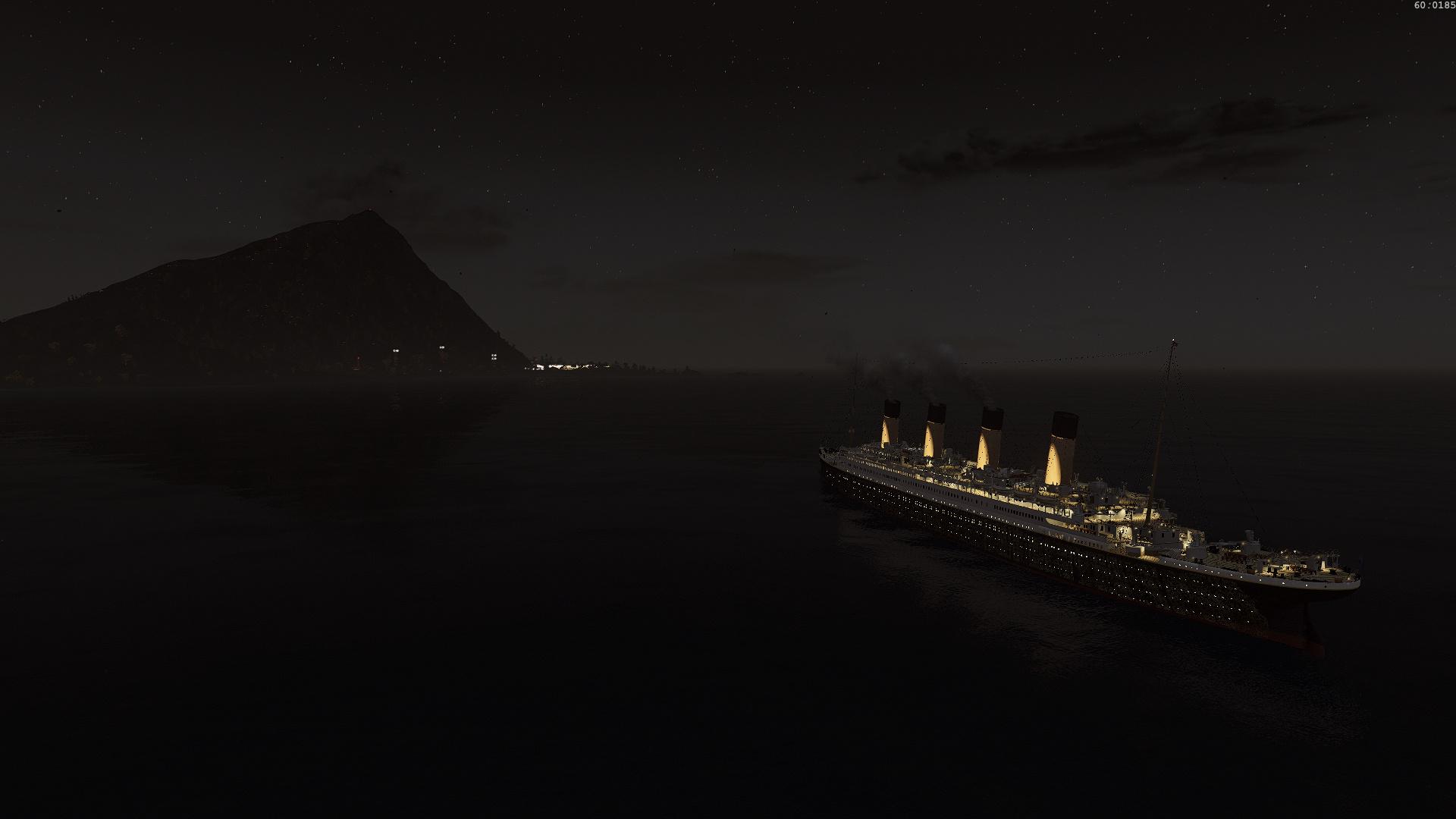 1912 Rms Titanic Add On Gta5 Mods Com