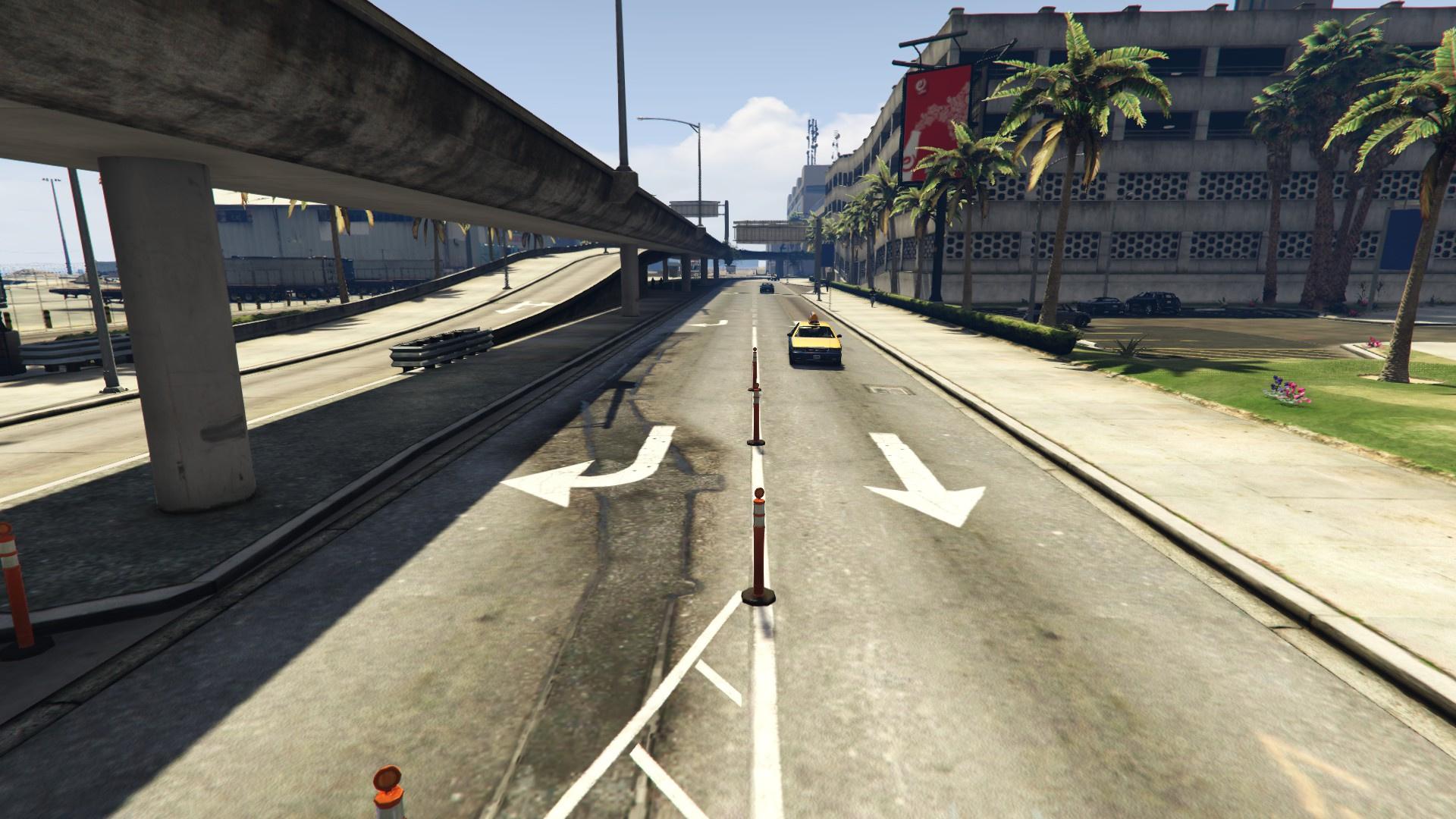 Road Maintenance - GTA5-Mods com