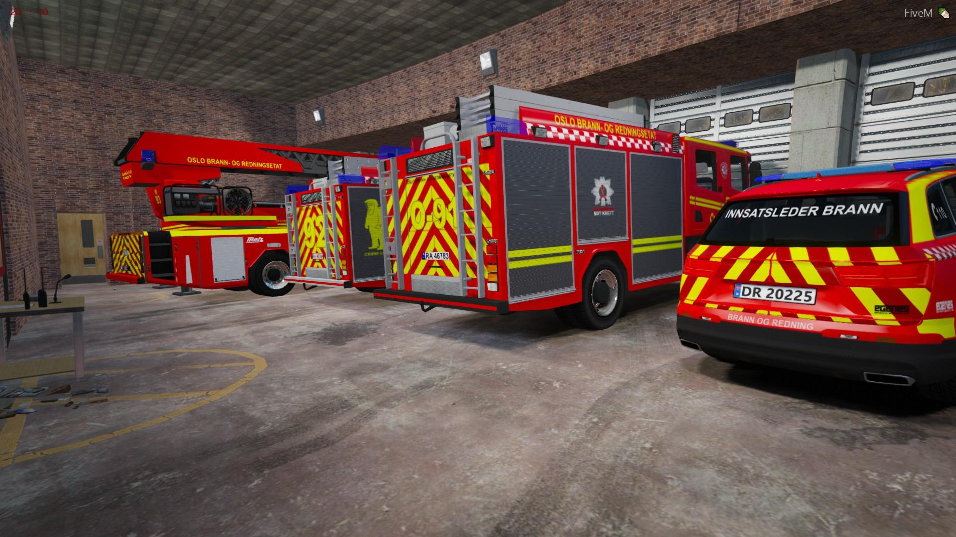 Rockford Hills Fire Station Expanded [MapEditor/FiveM] - GTA5-Mods com