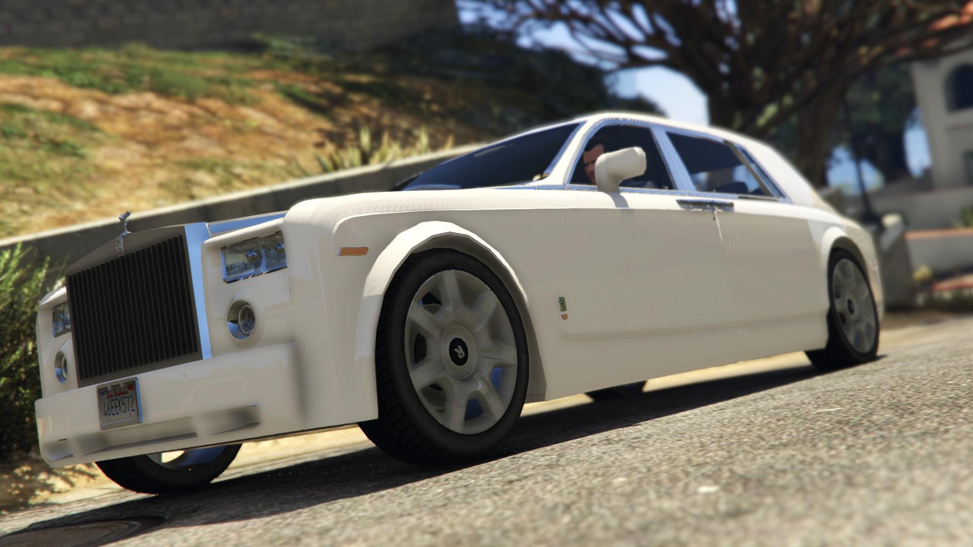 Rolls Royce Phantom Ewb Gta5 Mods Com