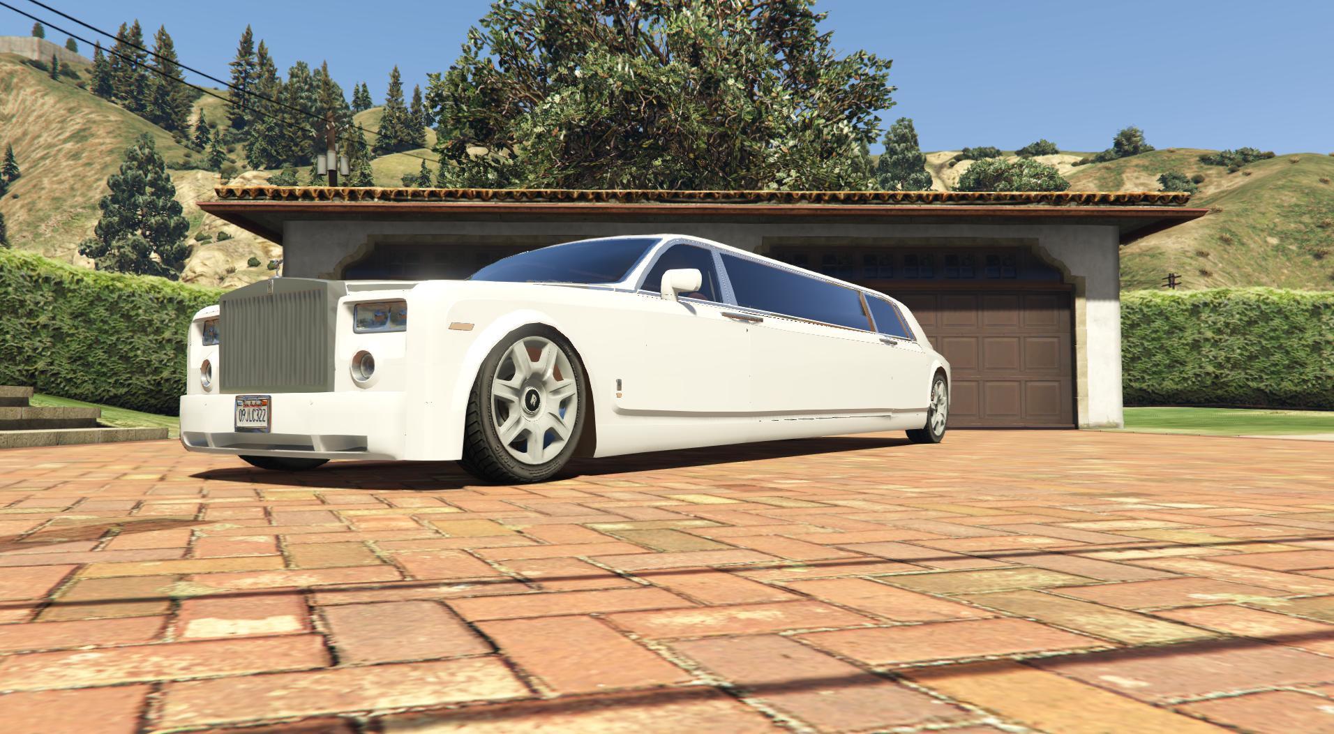 Rolls Royce Limo >> Rolls Royce Phantom Limo Gta5 Mods Com