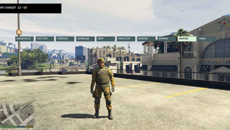 Australian Army Uniform - GTA5-Mods.com