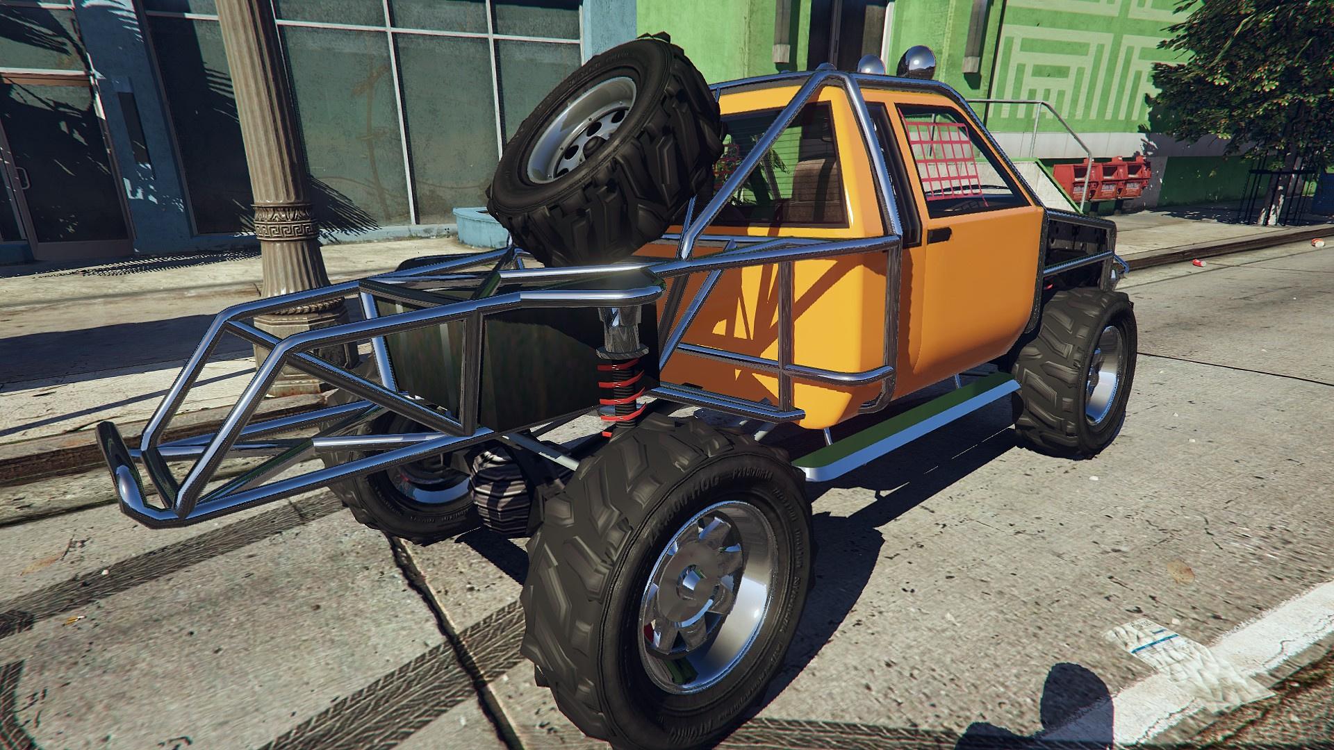 Rust Removal mod - GTA5-Mods com