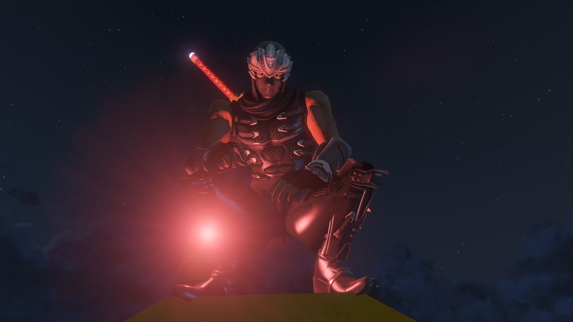 Ryu Hayabusa Ninja Gaiden 2 Gta5 Mods Com