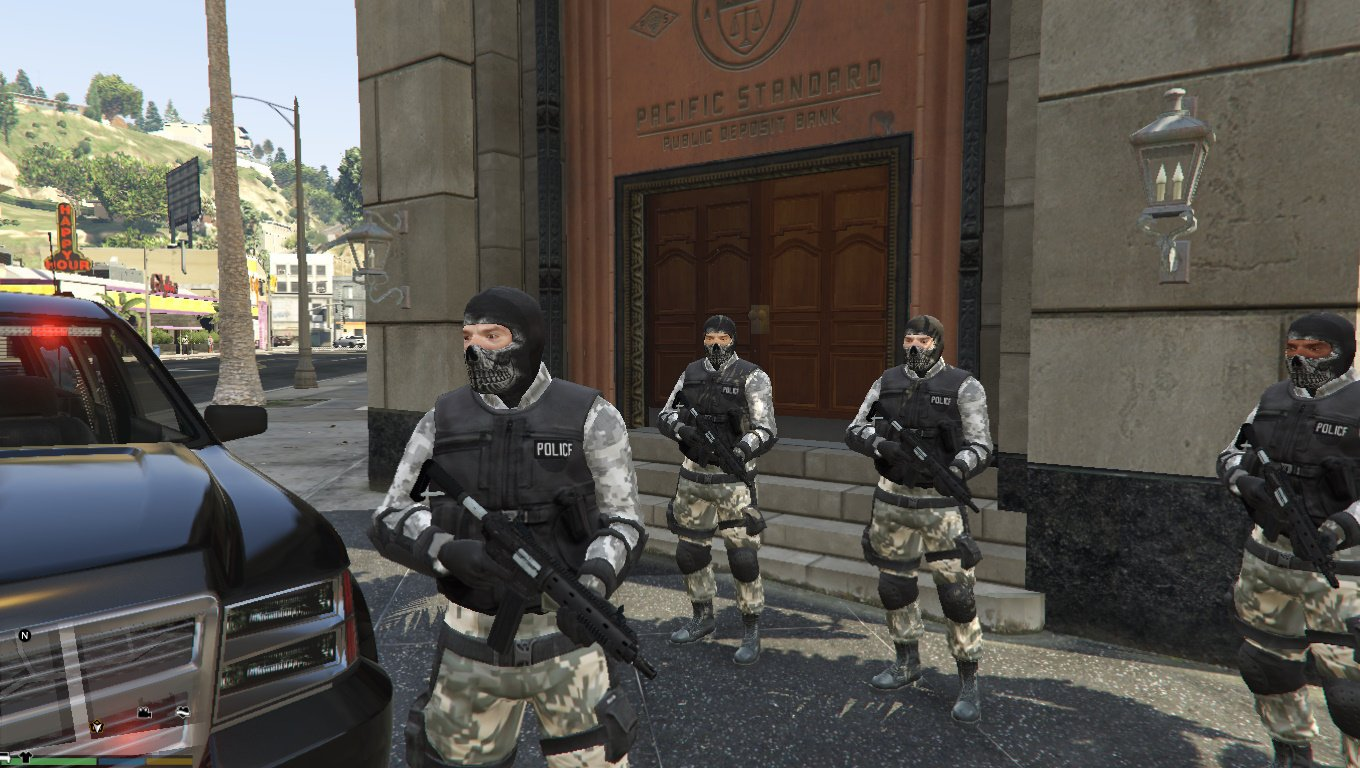 SWAT Ghost Mask and New Urban Camo - GTA5-Mods.com