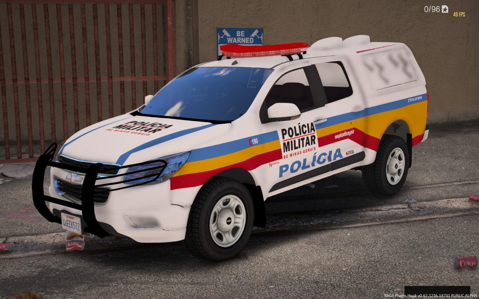 S10 PMMG - Polícia Militar de Minas Gerais - GTA5-Mods.com