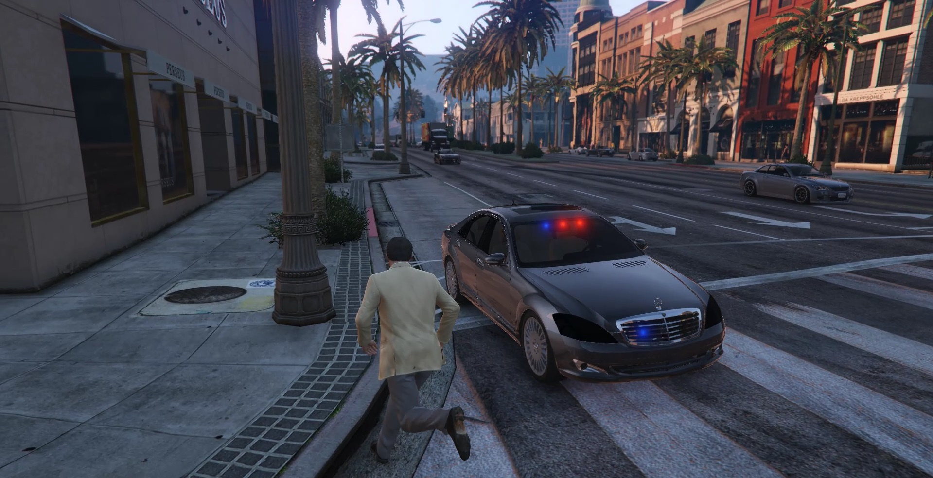 S500 Undercover & Normal Police Cars - GTA5-Mods com