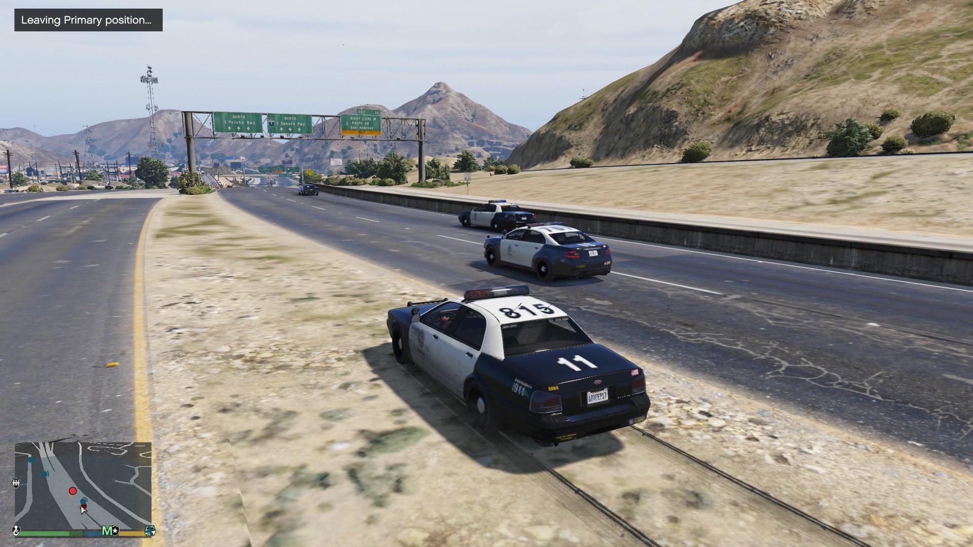 Safer Chases for LSPDFR - GTA5-Mods com