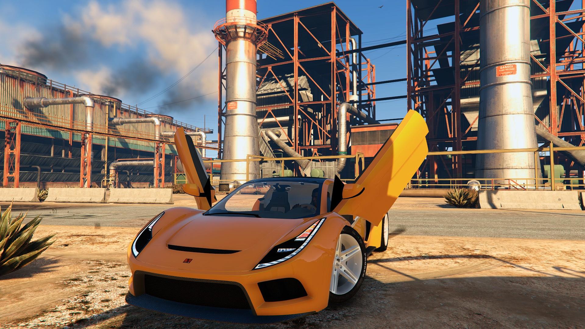 Saleen S5s Raptor Gta5 Mods Com