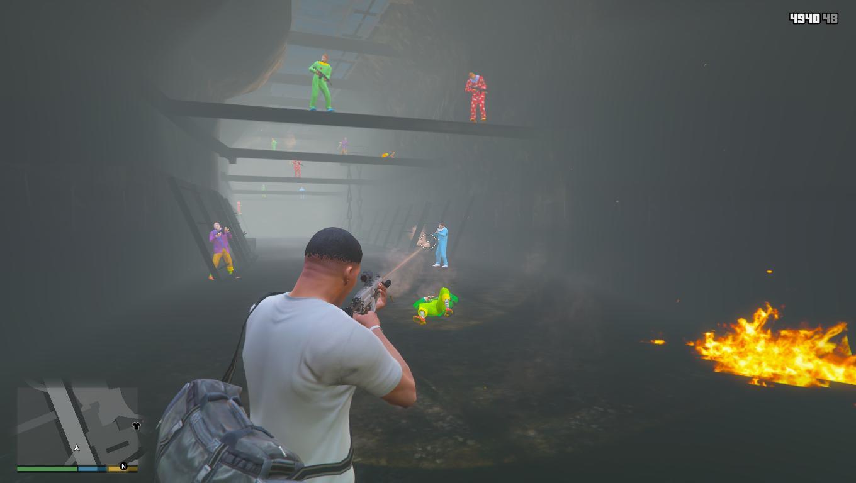 San Andreas Creatures - GTA5-Mods com