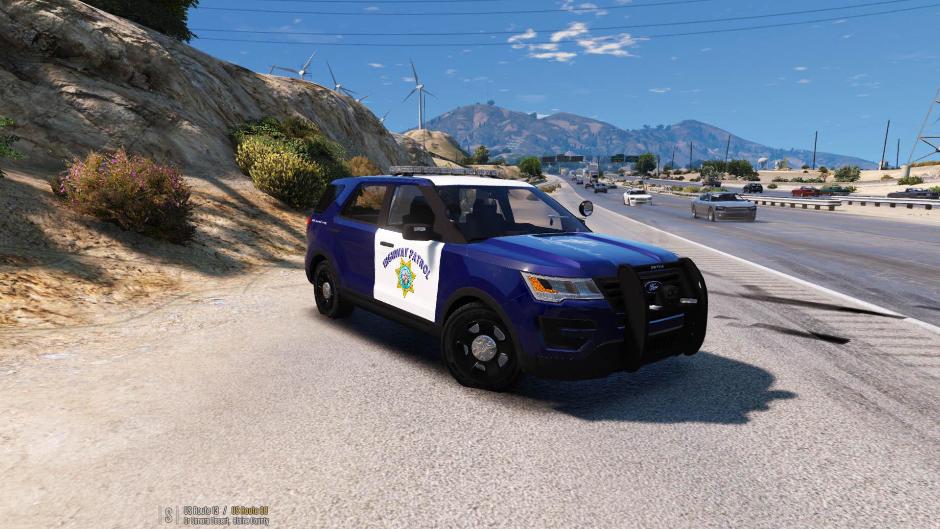 San Andreas Highway Patrol Sahp Pack Gta5 Mods Com