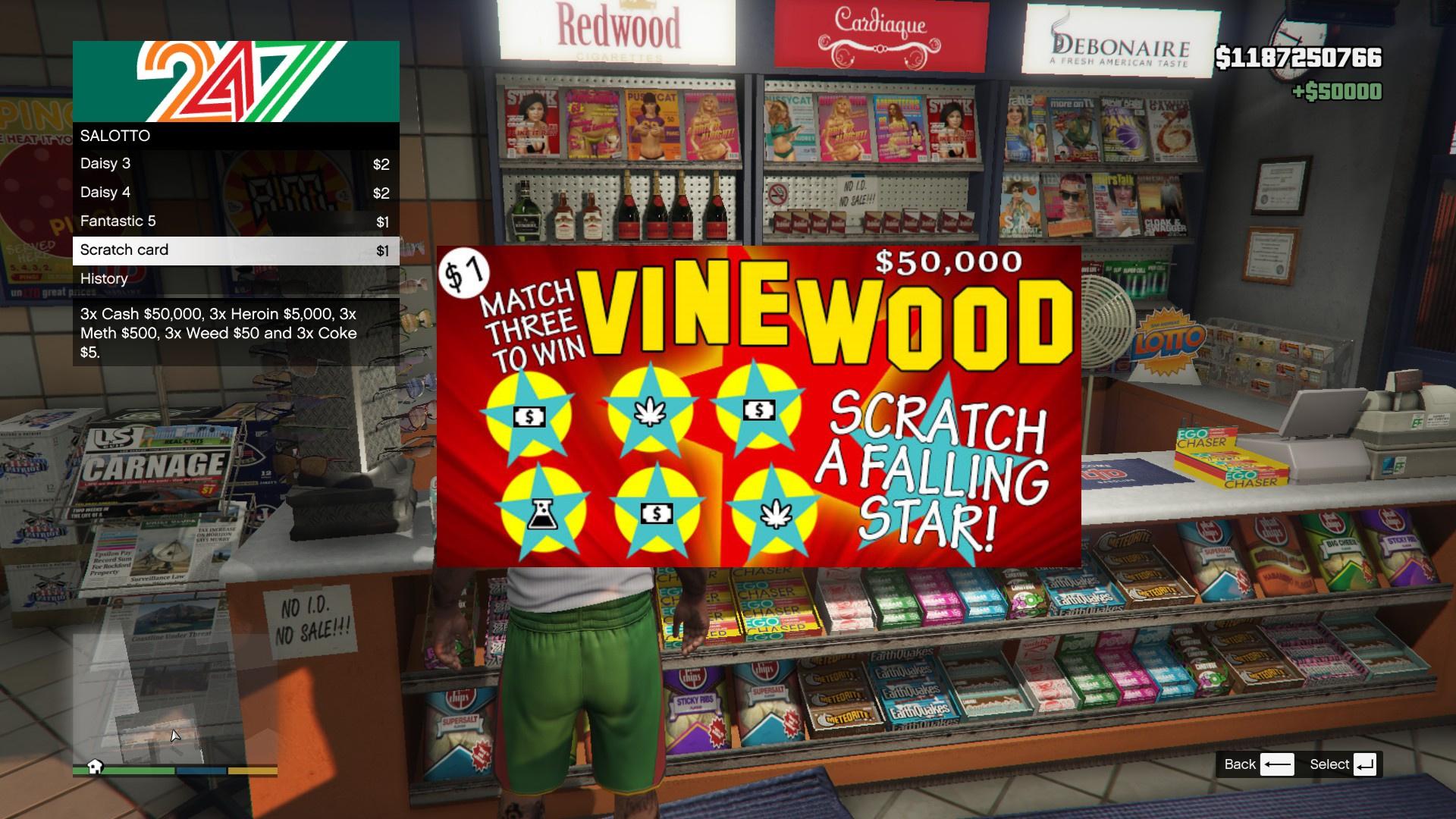 San Andreas Lotto - GTA5-Mods com
