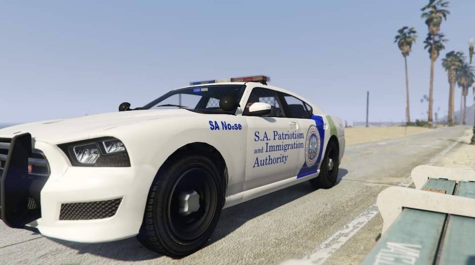 Nissan Erie Pa >> NOOSE Patriotism and Immigration Authority San Andreas Skins [Part One] - GTA5-Mods.com