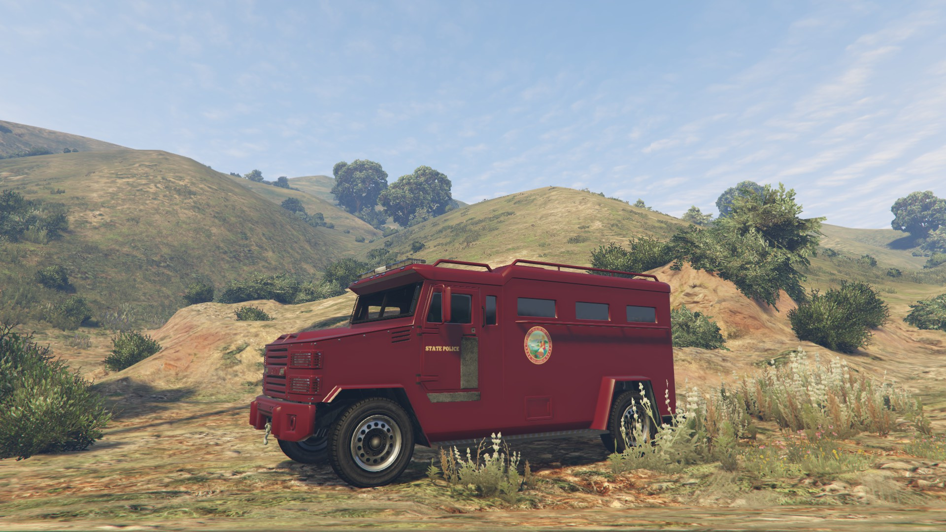 codebooker San Andreas State Police Pack Riot