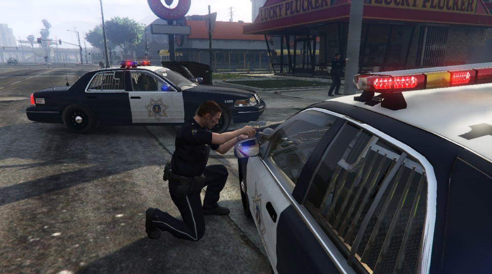 San Jose Police Department Uniforms GTA5Modscom