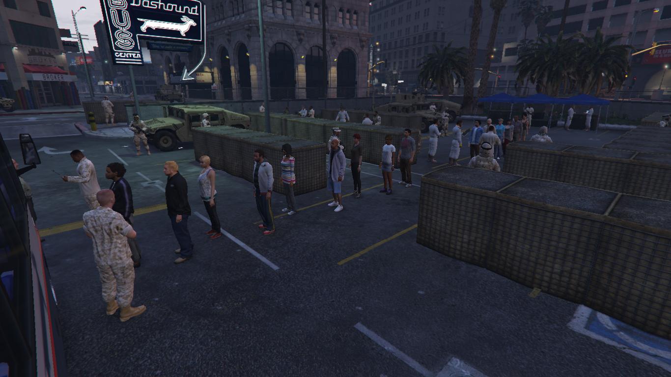 Grand Theft Zombies - GTA5-Mods.com
