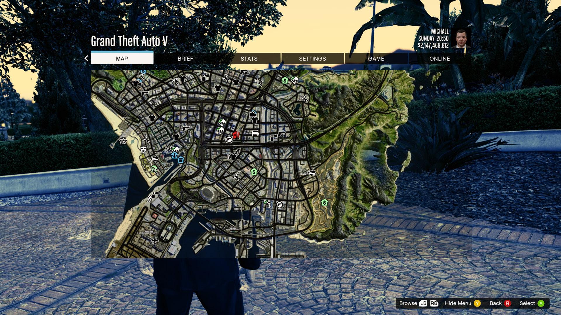 Gta 5 map 4k satellite view map gta5 mods com