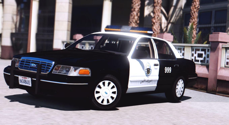 2016 Taurus Sho >> Saudi Police Pack دوريات سعودية - GTA5-Mods.com