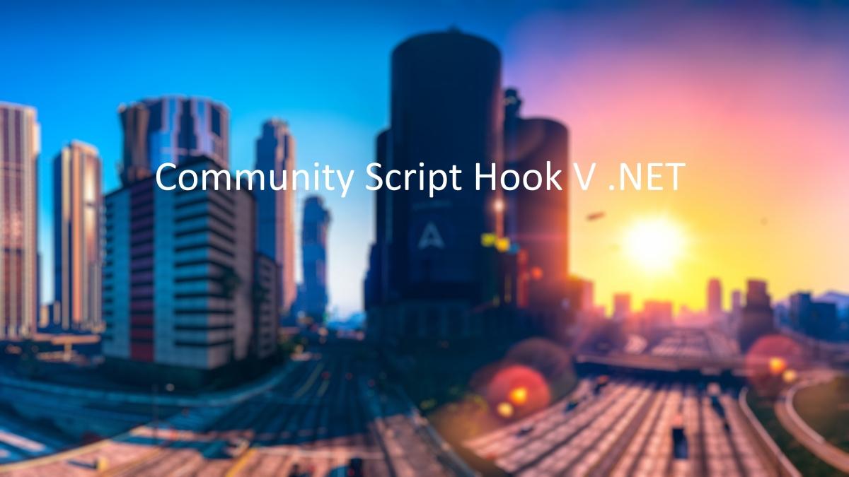 Resultado de imagem para script hook v .net