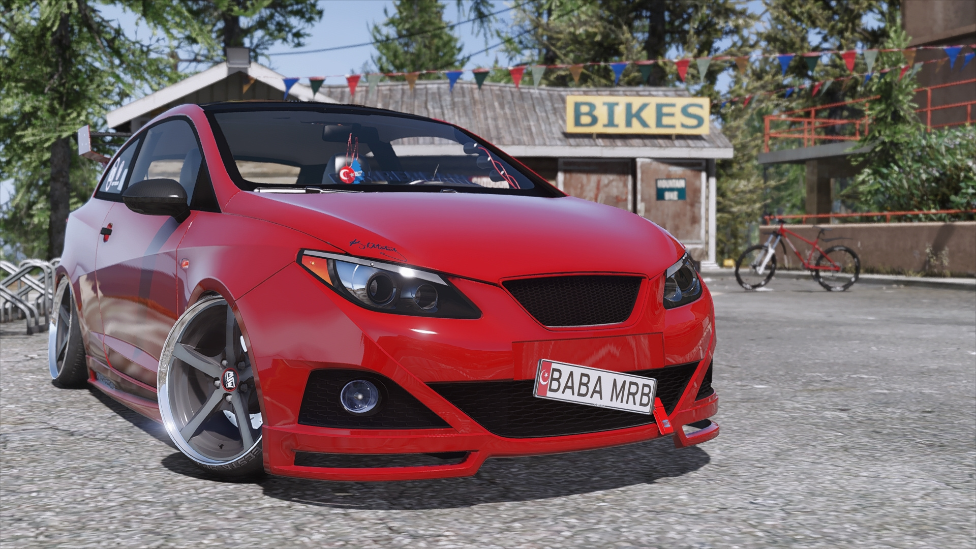 Seat Ibiza Cupra Add On Gta5 Mods Com